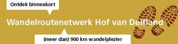 Ga naar Wandelroutes Hof van Delfland